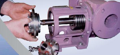 Łatwa naprawa pomp Victor Pumps seria R
